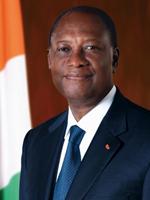 H.E. Alassane Dramane Ouattara